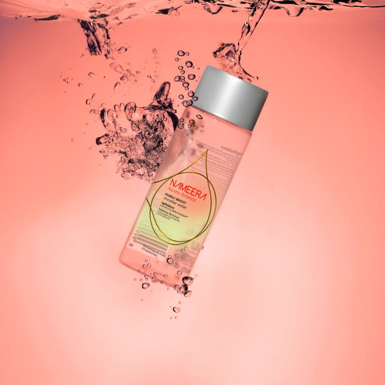 Nameera Purely Bright Micellar Water