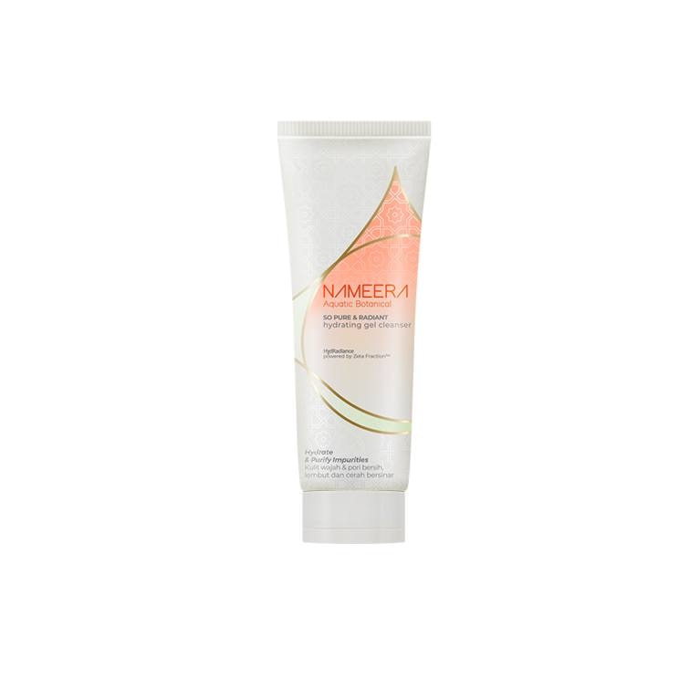 So Pure & Radiant Hydrating Gel Cleanser 40ml